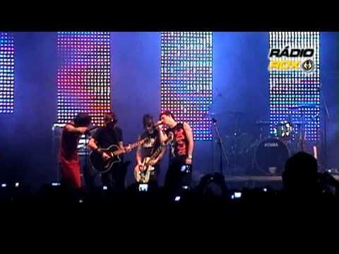 NxZero - O Destino/Apenas Mais Uma de Amor @ CloseUP Live (14/12/08)