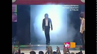 Michael Jackson Feat. NSync MTV Video Music Awards 2001