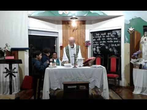 Santa Missa | 10.07.2020 | Sexta-feira | Padre José Sometti| ANSPAZ