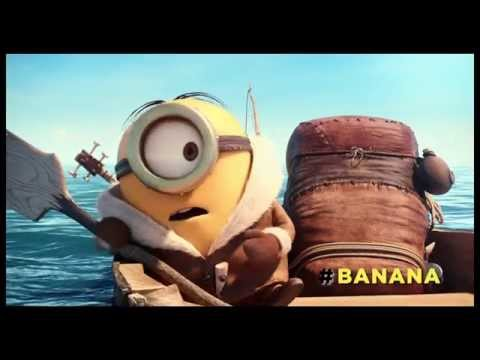 MINIONS - Banana