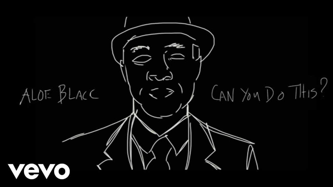 Aloe Blacc - Can You Do This (Lyric Video)