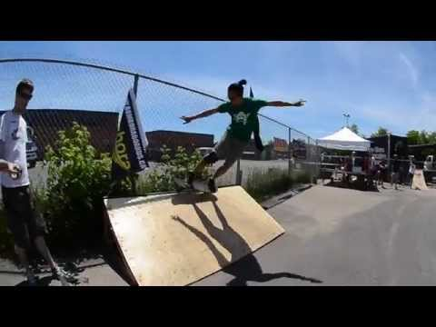 Go Skateboarding Day @ Roarockit 2014