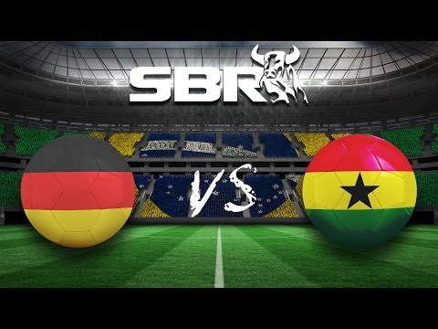 Germany vs Ghana 21/06/14 | Group G 2014 World Cup Preview