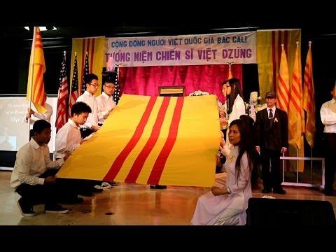 Bắc Cali: Tưởng niệm, phủ cờ, vinh danh ca nhạc sĩ Việt Dzũng