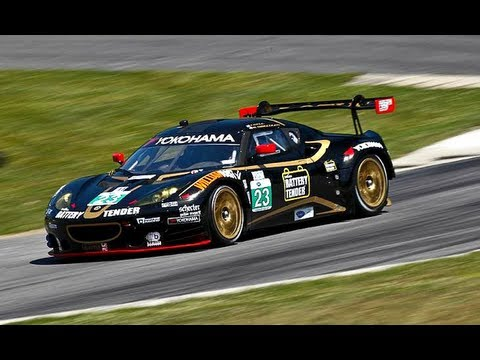 Behind the Scenes: The Fastest Lotus GT Race Car - SHAKEDOWN