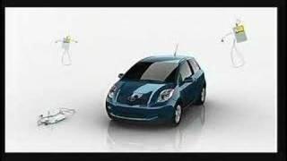 '07 Toyota Yaris MP3 Bug