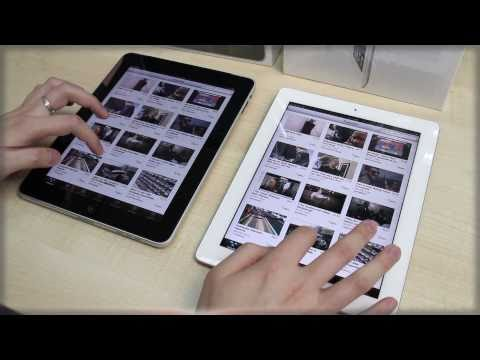 Apple's iPad 1 vs iPad 2 [Comparison + Tests]