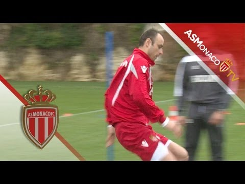 Work hard, play hard... (Dimitar Berbatov, Ricardo Carvalho, Aymen Abdennour) - AS Monaco
