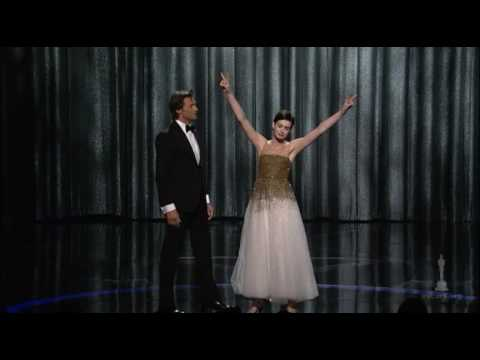 Hugh Jackmans opening number at the Oscars®