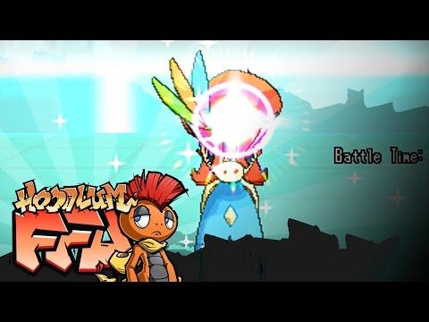 Pokémon X and Y Free For All: Vs TheHeatedMo Vs Vetrozity Vs Patterrz