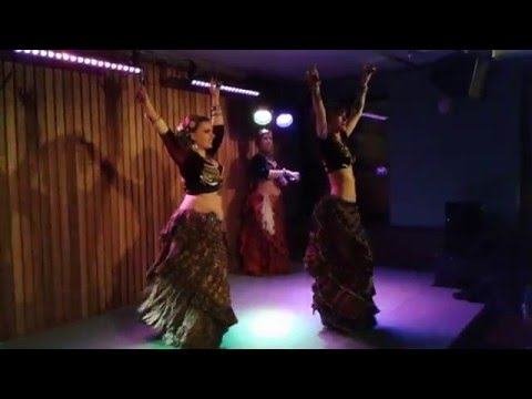 ATS - kulturnatta 2016 Tribal Belly Dance Göteborg
