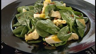 Spinach Salad..