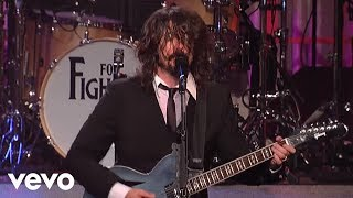 Foo Fighters Learn To Fly (Live On Letterman)