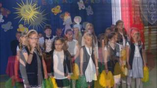 Uroczyste zakończenie roku szkolnego 2016/2017 w Szkole Podstawowej nr 2 w Łapach..