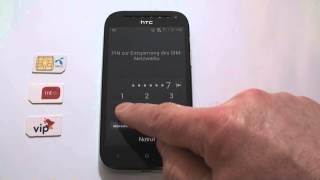 HTC One SV dekodiranje pomoću koda