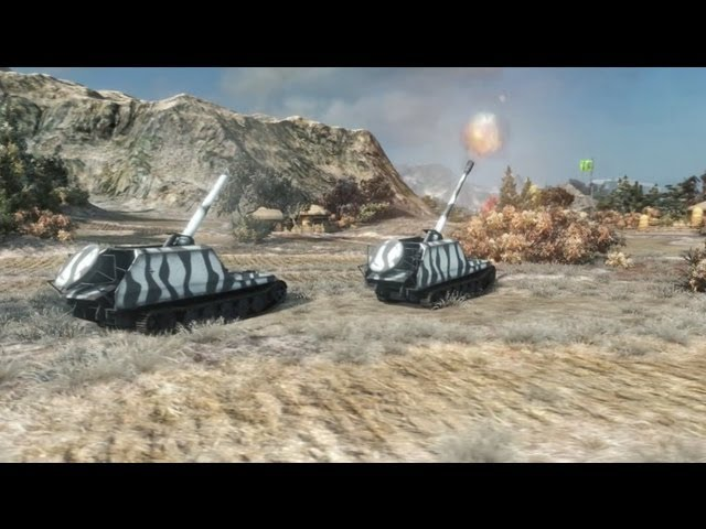 World of Tanks - 8.6 Update Trailer