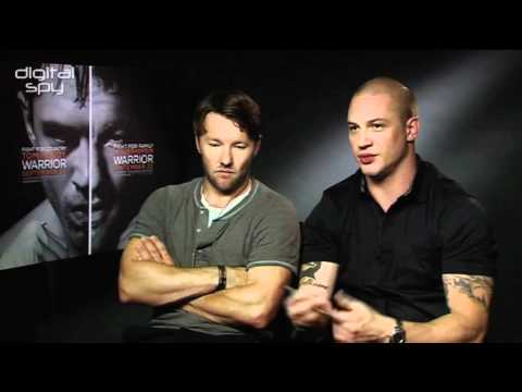 Tom Hardy, Joel Edgerton: 'We broke bones for Warrior'