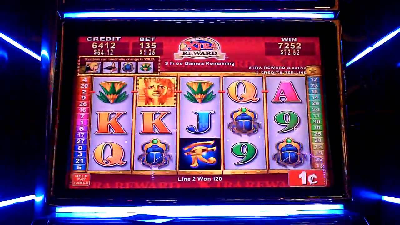 extra rewards slot machine