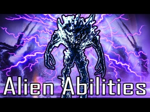Alien Abilities - How To Get Them - PREY