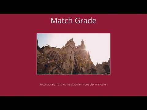 NUKE 8 Update: Match Grade
