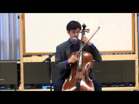 All of Me - Cello and voice (Marcelo Vieira)