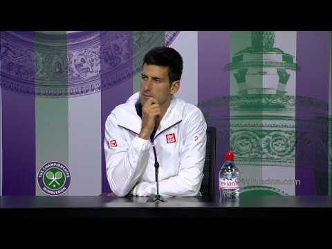Novak Djokovic had to 'get it done' in straight sets - Wimbledon 2014