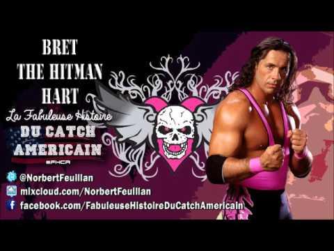 Bret Hart - La Fabuleuse Histoire du Catch Américain 005