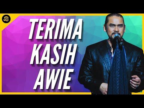 Awie Nyanyi Lagu Terima Kasih