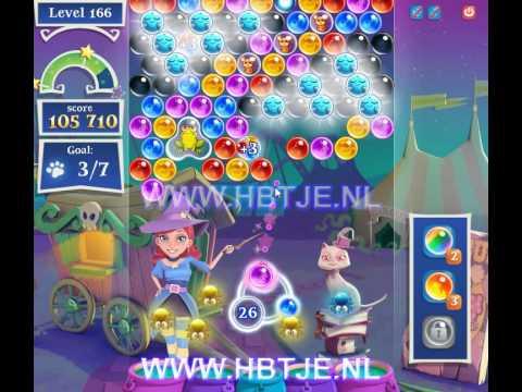 Bubble Witch Saga 2 level 166