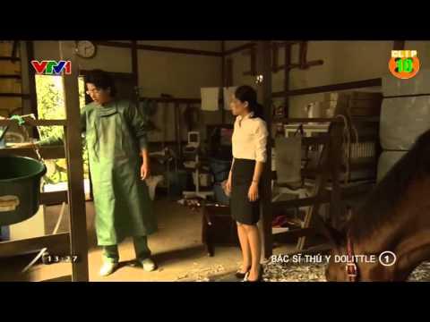 Bác Sĩ Thú Y  Dolittle - Veterinarian Dolittle (Phim Nhật) Tập 1