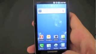 How To Factory Unlock Samsung Galaxy S Video