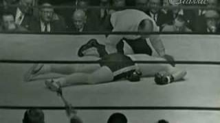 Sonny Liston Vs Albert Westphal