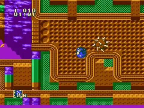 Sonic The Hedgehog NES Playthrough Part 4 - Next up! Labyrinth......Crap, This is Part 4 of my Sonic The Hedgehog NES Playthrough from my old Sonicjackaroo account. Sonic the Hedgehog is a Pirated game for NES. It takes the Entire ...
