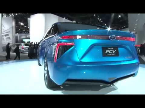 Autoline LIVE from the 2014 North American International Auto Show in Detroit - Day Two