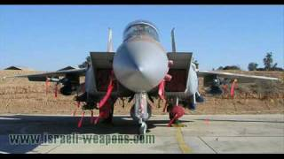 End Time Weapons: IAF Israeli Squadron Hammers Preparing