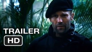 The Expendables 2 Official Trailer #2 (2012) Sylvester