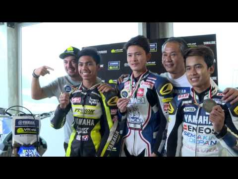 Yamaha VR46 Master Camp Debuts First Student in CEV Championship