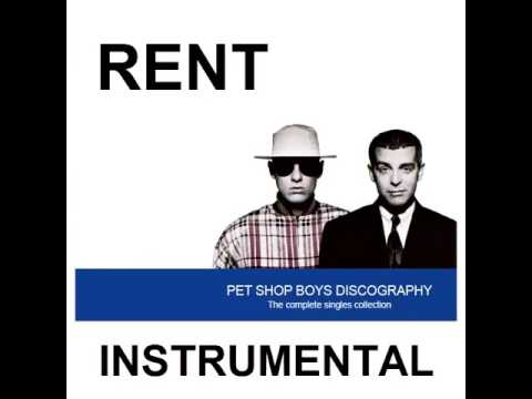 Pet Shop Boys - Rent [Instrumental]