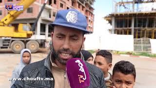 خبر اليوم: تفاصيل فاجعة سقوط رافعة بورش للبناء بسيدي مومن بالبيضاء   |   خبر اليوم