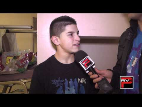 Nick Mara of Iconic Boyz interview Day 1 of NRG Dance Project Tour Sacramento