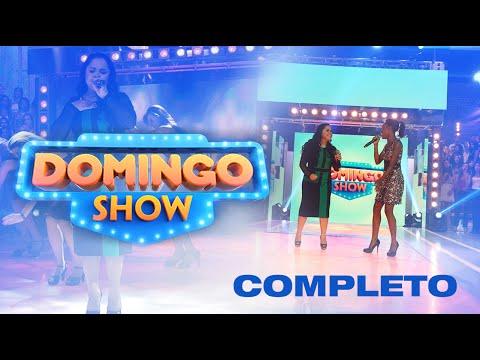 Cassiane e Ellen Manu no Domingo Show (Geraldo Luís) - COMPLETO