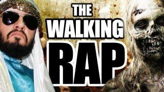 The Walking Rap MUSSOUMANO (Rap Do The Walking Dead