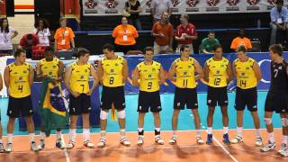 Final Panamericano Volleyball 2011 Brasil X USA