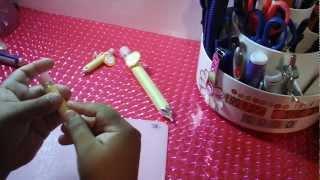 Lápices de dulce