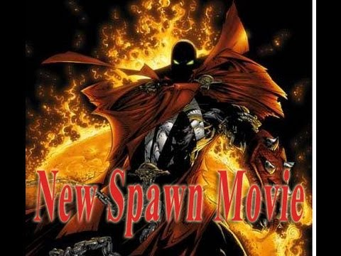 New Spawn Movie - in Development Confirmed by Todd McFarlane with Details