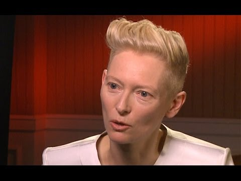 Tilda Swinton Depicts