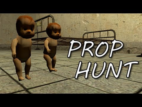 TAKEN! (Garry's Mod Prop Hunt) - Youtube Gaming 2014-03-06 16:19