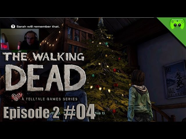TWD S02E02 # 4 - Fröhliche Weihnachten «» Let's Play The Walking Dead A House Divided | HD