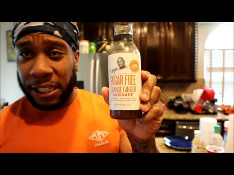 Why R&B Keep Me Motivated | My Current Macros & Cardio | New Marinade Taste Review