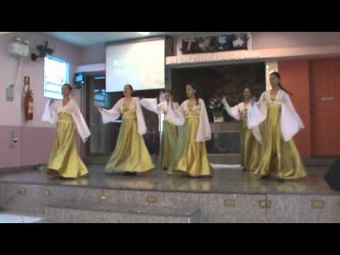 Festival de Coreografia Gospel- Grupo Adonai 1 Lugar